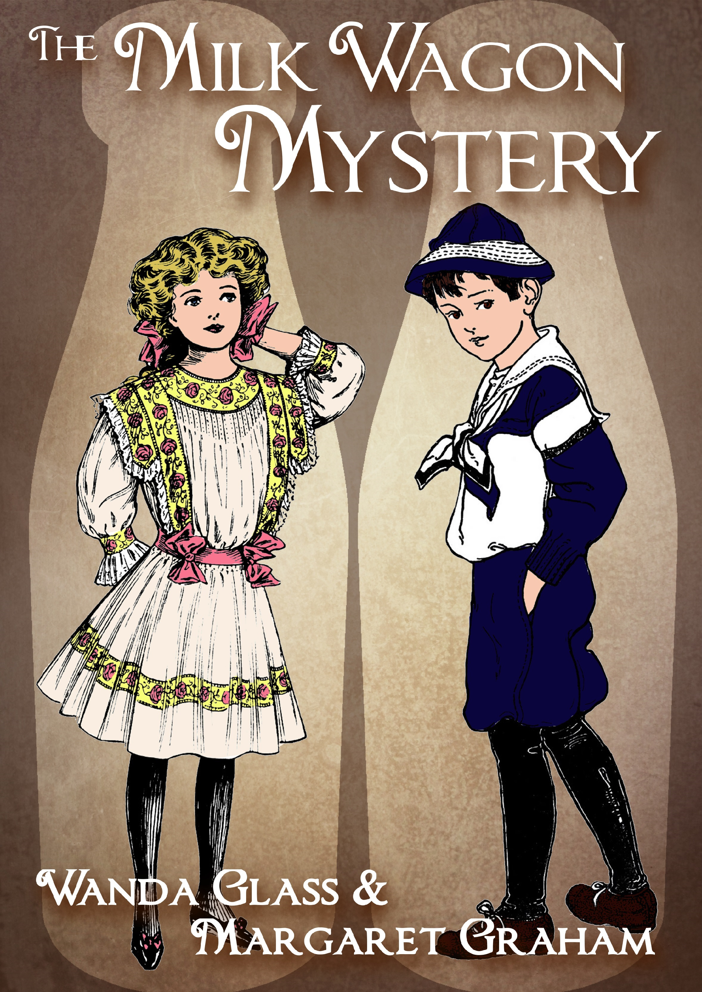 The Milkwagon Mystery Cover small